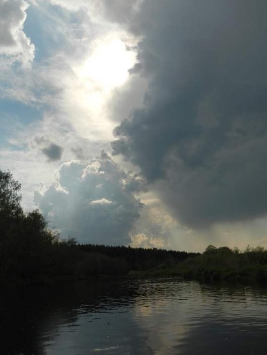 Фотоальбом Кувшиновские Покатухи р.Негочь (плотина) и р.Каменка